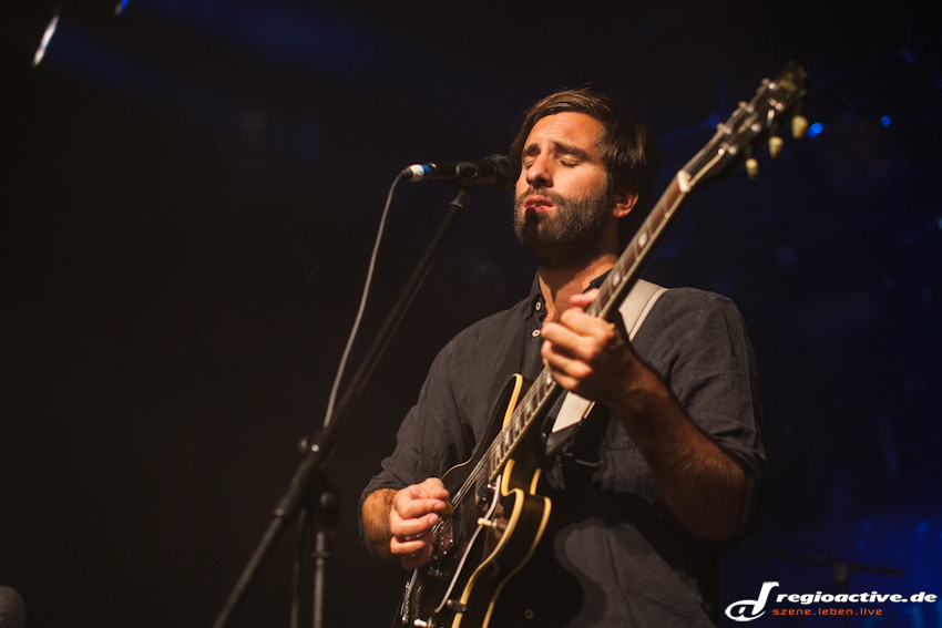 Shout Out Louds (live in Mannheim 2013)