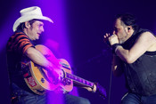 Fotos: The BossHoss live in der Alsterdorfer Sporthalle in Hamburg